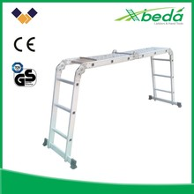 Building tools new products folding aluminum ladders and scaffolding (MD-801A)