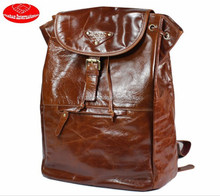 real leather backpack for men /real leather summer bag for men cool /new