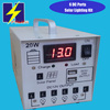 6 LED 15W Offline Solar Kits 12AH Battery 20W/30W Solar Panel for House Lighting