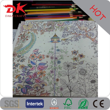 Wenzhou Factory Book Printing wholesale coloring books adult