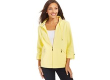 Outdoor sportswear hood windproof sports jacket