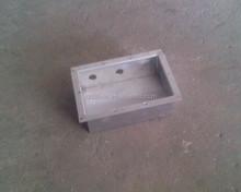 OEM small Aluminum box, aluminum tool box, aluminum checkered plate box