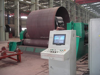 plate bending roll machine,hydraulic roller bending machine