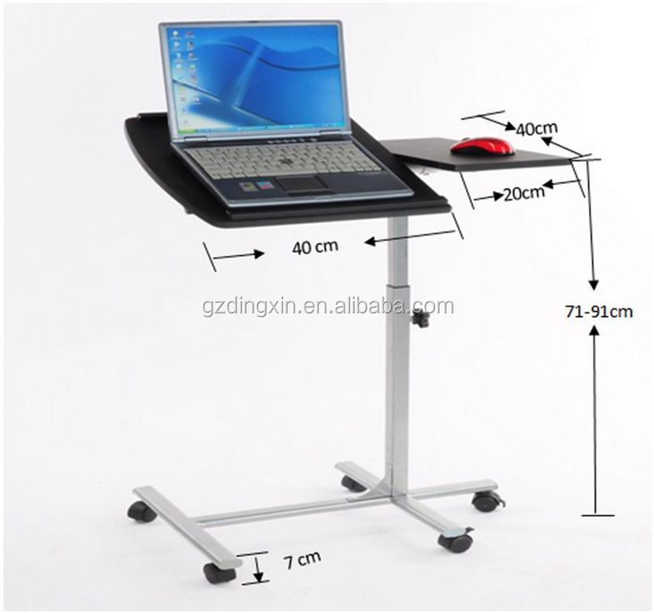 Portable folding laptop table desk stand tray usa hot selling buy portable folding laptop - Bed tafel ...