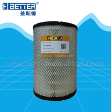 escavatore idraulico filtro aria 81a0083