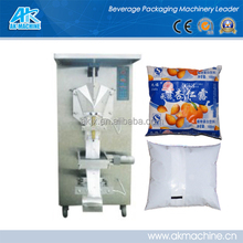 Full stock automatic sachet making/packing/sealing machine with price