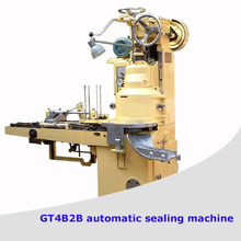 Food/beverage tin can packaging machine/paint can making machine