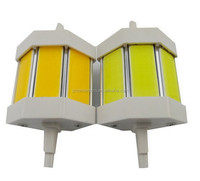 double ended COB r7s led 78mm r7s led dimmable