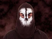 Call of Duty Modern Warfare Ghost Balaclava Mask