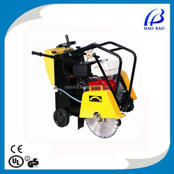 Asphalt road cutter saw machine/concrete cutter/Floor Saw concrete cutter HXR400-C