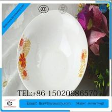 custom printed ceramic dinner plate ,ceramic dishes plate ,printing ceramic plates dishes