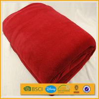 soft cozy polyster body warmer car snow blanket