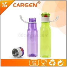 Promotional custom 600ml kids bicycle plastic water bottle