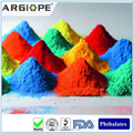 Gros poudre de l'industrie textile en inde poudre revêtement couleurs pigment
