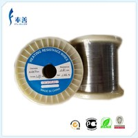 ni60cr15 nichrome heat resistance ribbon wire