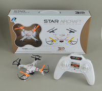2.4GHz 6Axis 4CH rc mini quadcopter type rc toy drone with camera