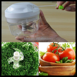 Kitchen Tools fruit Chopper, Vegetable Chopper, manual food cutter with Factory Custom