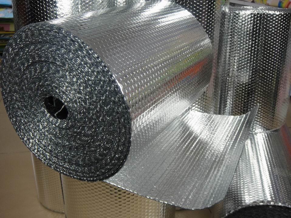 Aluminum Foil Bubble Wrap Roof Insulation Buy Bubble