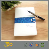 custom premium genuine leather cover leather bound notebook,a5 leather notebook