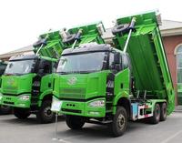 FAW 12 Wheel 350 HP Dump Truck For Sale