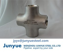 Stainless Steel Joint Pipe Fitting Cross