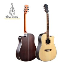 Top quality Spruce Acoustic Guitar