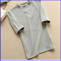 2015 high quality blank hot cotton brand clothing for women t-shirt manufacturer lahore pakistan