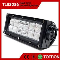 TOTRON High Quality Waterproof High Power Used Amber Light Bars