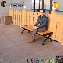 China famous brand supply Waterproof comfortable outdoor park bench