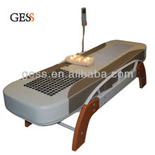 GESS-1210 thermal jade massage roller bed