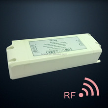 2.4G RF control wireless dimmable external t8 led driver