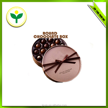 Alibaba Hot sales custom handmade Paper chocolate box with fast delivery