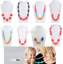 2015 Hot Selling Necklace Jewelry Connect For Baby Teether