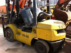 used japan toyota forklift 3 ton, used forklift toyota fd30