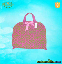 new style foldable quilted cute garment bag