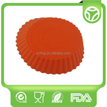 Branded latest green silicone 24 cup mini muffin pan
