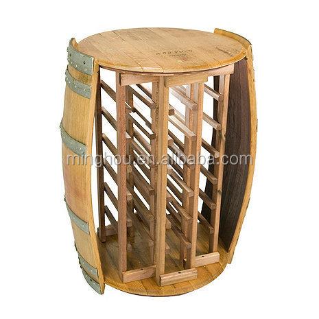 Salon de jardin tonneau de vin de table-Tables anciennes-ID de ...