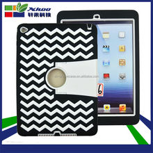 wholesale for ipad 6 hybrid kickstand case cover