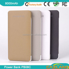japan battery cells power bank,10000mah Portable Solar Charger For Mobile Phone