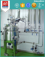 High quality stainless steel SUS304/316L top entry agitator liquid mixing tank