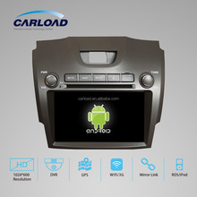 Android 4.4.4 touch screen car dvd gps navigation system with radio/mp3/gps for CHEVROLET S10