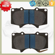 Cost of brake pads D976 04465-35290 for Lexus MITSUBISHI Toyota front brake pads price