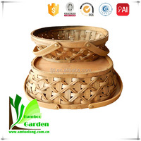 Vegetable Wood Chip Basket