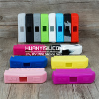 2015 Hot selling Eco-friendly vaporizer pen silicone protective skin silicone cover IPV 4 sleeve ipv 4 mod IPV 4 CASE