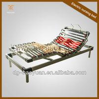 Electric Adjustable Light comfort slat bed base