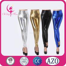 Korea Leather Leggings Leggings Miss high waist Europe Leggings