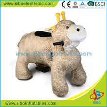 GM5917 coin operated plush toys that move for events
