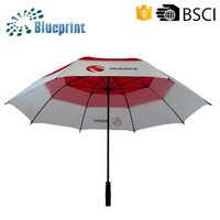 Advertising Fashion Double Canopy The Cost Of Subway Golf Umbrella