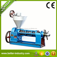 Advanced screw expeller high efficiency oil press