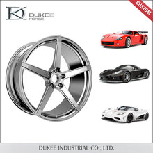 Custom Made Colorful 5x112mm Top Quality Forged Alloy Wheel
